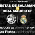 Precios entradas Unionistas-Real Madrid