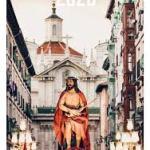 Procesión Valladolid Miércoles Santo 8 de abril 2020