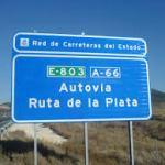 Cobrar por circular por las autovías en Salamanca 2020