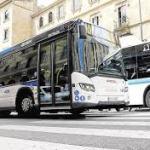 Nuevos autobuses municipales de gas natural Salamanca 2021