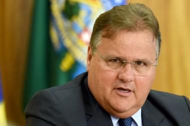 O ex-ministro Geddel Vieira Lima (PMDB-BA), em maio de 2016 (Foto: Evaristo Sa/AFP/Arquivo)