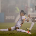 Neymar é a grande esperança do Santos para superar o Corinthians na semifinal da Copa Libertadores