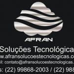 AFRAN SOLUÇÕES TECNOLÓGICAS – Criação de Site Completo  POR APENAS R$ 550,00