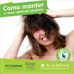 FIOS SAUDÁVEIS BULBO RAIZ – Clínica completa com dermatologista e os melhores aparelhos, para que seu couro cabeludo receba a devia atenção