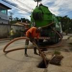 SÃO PEDRO DA ALDEIA – Porto do Carro, em São Pedro da Aldeia recebe mutirão de limpeza