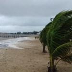 SÃO PEDRO DA ALDEIA – Frente fria chega em São Pedro da Aldeia e deixa tempo chuvoso