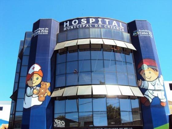 Hospital da Criança, em Cabo Frio,