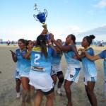 ESPORTE – Só Show vence nos pênaltis o Geração e conquista o título da 1ª Copa Mulheres da Areia 2016, em Copacabana