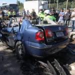 ACIDENTE – Militares do Exército morrem em acidente na BR-101