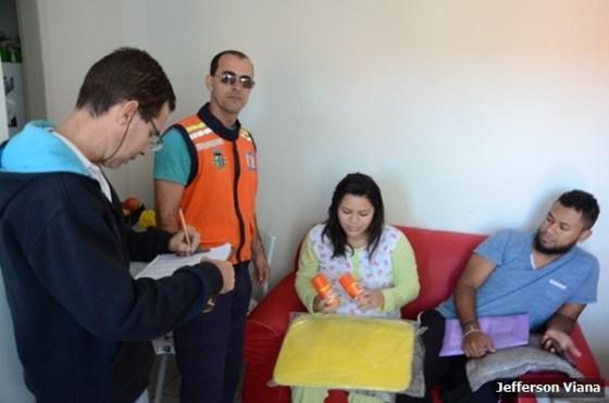 Prefeitura aldeense realiza ação contra Aedes Aegypiti e entrega material para prevenção 2