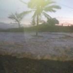 SAQUAREMA – Mar de ressaca causa transtornos na Praia da Vila, em Saquarema