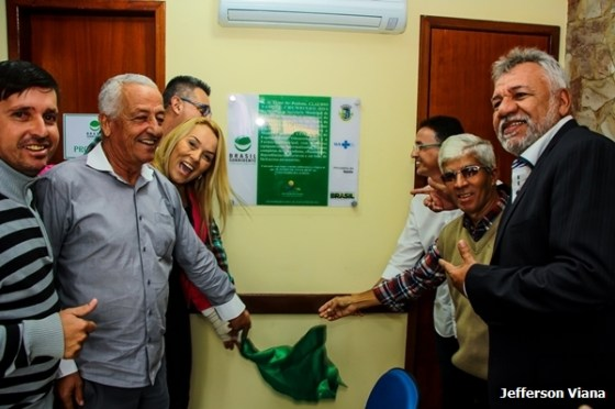 novas sedes do Centro de Especialidades Odontológicas Dr. Maninho Milagres (CEO) e da Farmácia Municipal 1