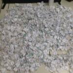 AÇÕES POLICIAIS – Cerca de 2.900 pinos de cocaína são encontrados em túmulo em Macaé