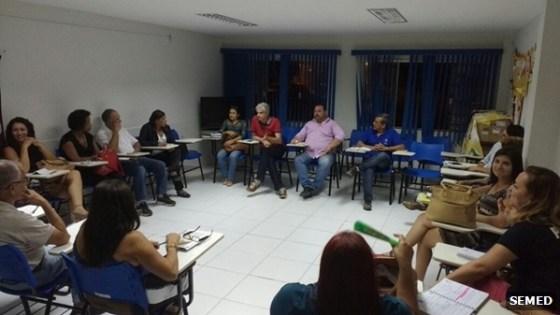 Coordenação do Fórum Municipal de Educação é eleita 1