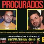 AÇÕES POLICIAIS – Polícia divulga cartaz com suspeitos de duplo homicídio em Rio das Ostras