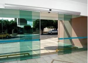 portas automaticas de vidro Affer Soluções