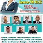 CP GEL – Matrículas abertas para o INTENSIVÃO para o Concurso TRF-RJ/ES