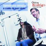 ÓTICAS RODRIGO – Veja a importância da prevenção com consultas oftalmológicas de rotina