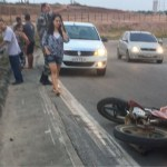 ACIDENTE – Motociclista cai de viaduto após se acidentar em São Pedro da Aldeia