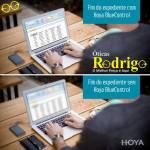ÓTICAS RODRIGO – Conheça os benefícios das lentes Hoya BlueControl