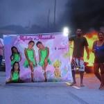 PROTESTO EM SÃO PEDRO DA ALDEIA – Manifestantes fecham a RJ-140 por morte de menina de 7 anos atropelada