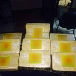 AÇÕES POLICIAIS – Quatro são detidos com 10kg de pasta base de cocaína em Cabo Frio