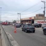 ACIDENTE – Mulher morre atropelada por moto na RJ-140, em São Pedro da Aldeia