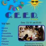 SÃO PEDRO DA ALDEIA – Vem aí a 2ª edição da Colônia de Férias C.E.E.D
