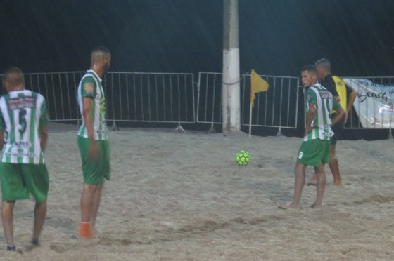 Segunda Divisão do Beach Soccer em São Pedro da Aldeia