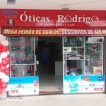 ÓTICAS RODRIGO – Veja como é fácil chegar nas Óticas Rodrigo