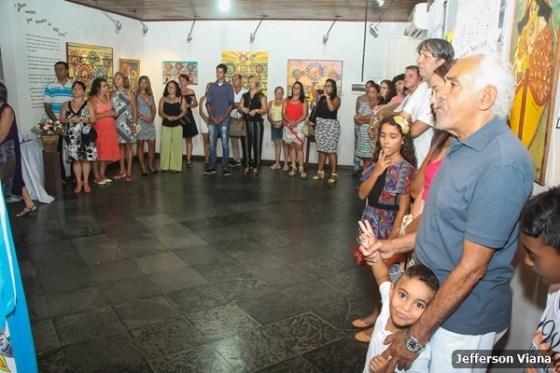 Comemorações dos 400 anos são abertas com exposição em São Pedro da Aldeia