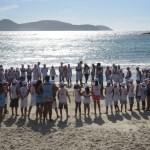 SÃO PEDRO DA ALDEIA – Projeto Defesinha realiza atividades na Praia das Conchas, Cabo Frio