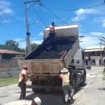SÃO PEDRO DA ALDEIA – Prefeitura aldeense realiza melhorias em estradas
