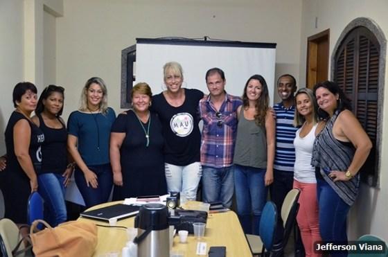 Prefeitura aldeense realiza palestra Transvisibilidade e Cistema Compreensão para Inclusão