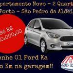 ZUP IMÓVEIS – Oferta Especial! Compre 01 Apartamento e Ganhe 01 Carro Zero Km