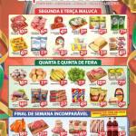 Encarte da Semana do Super Terê Frutas, São Pedro da Aldeia