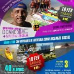 ESPORTE – São Pedro da Aldeia recebe Encontro de Canoagem nesse sábado (18)