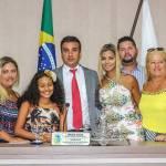 POLÍTICA – Vitinho é empossado vereador em São Pedro da Aldeia