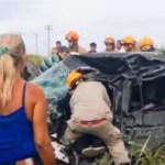 ACIDENTE – Policial morre após acidente em rodovia no interior do Rio