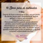 NATURAL DOS CACHOS – 10 dicas para as cacheadas