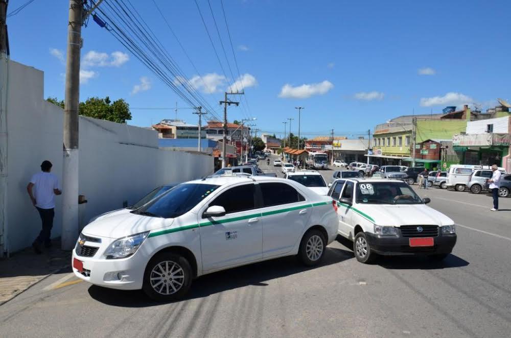 SÃO PEDRO DA ALDEIA - Vistoria dos táxis de São Pedro da Aldeia começa nesta segunda-feira (27)