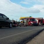 ACIDENTE – Acidente entre carro e moto deixa um ferido em Búzios
