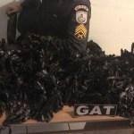 AÇÕES POLICIAIS – Polícia apreende cocaína na mata no Jacaré, em Cabo Frio