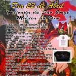 FESTA DE SÃO JORGE – Praia Linda receberá a tradicional Feijoada de São Jorge no Quiosque do Luiz