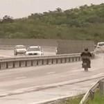 Movimento é intenso na RJ-124, entre Rio Bonito e São Pedro da Aldeia, na manhã desta sexta-feira