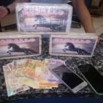 AÇÕES POLICIAIS – Duas mulheres são detidas com pasta base de cocaína em ônibus em Cabo Frio