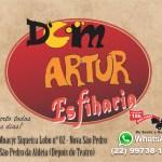 Venha conhecer a Dom Artur Esfiharia em São Pedro da Aldeia
