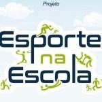 "ESPORTE – PREFEITURA ALDEENSE REALIZA O PROJETO ""ESPORTE NA ESCOLA"""