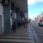 ARARUAMA – Rodoviários entram em greve em Araruama contra o projeto de lei que cria o 'táxi compartilhado'