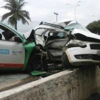 ACIDENTE – Quatro pessoas morrem e seis ficam feridas em acidente em Macaé
